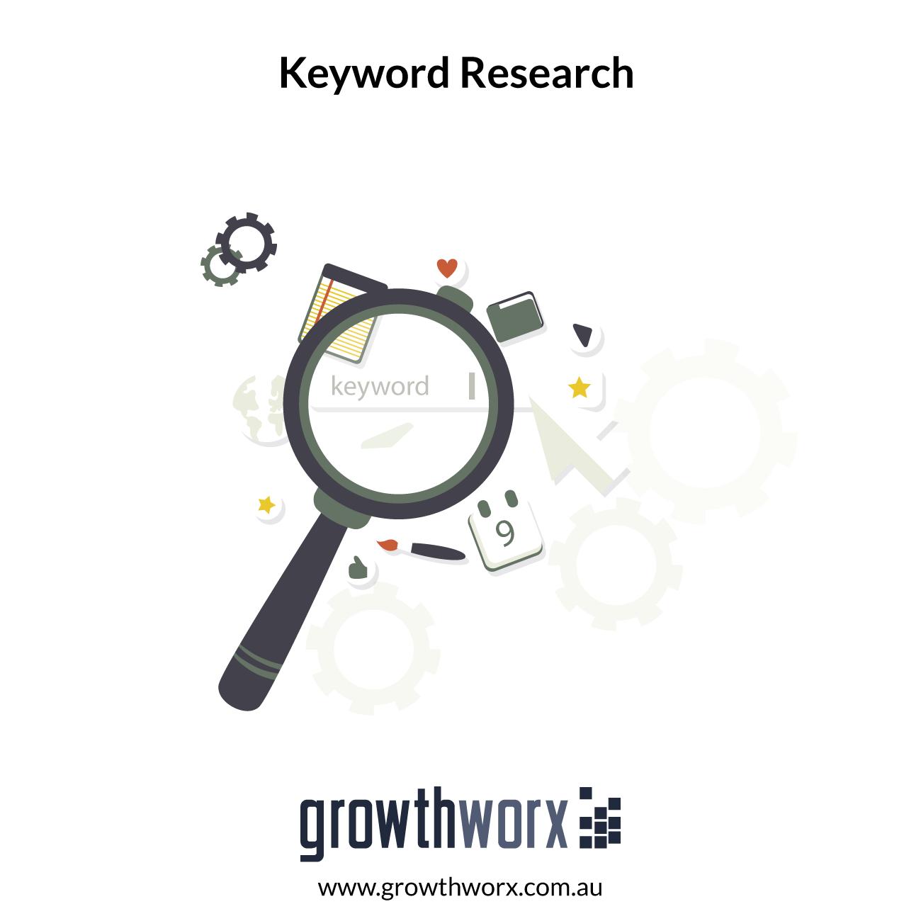 I will run in depth keyword research 1