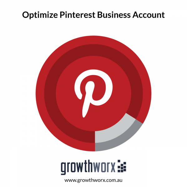 I will set up or optimize your pinterest business account, pins and boards 1