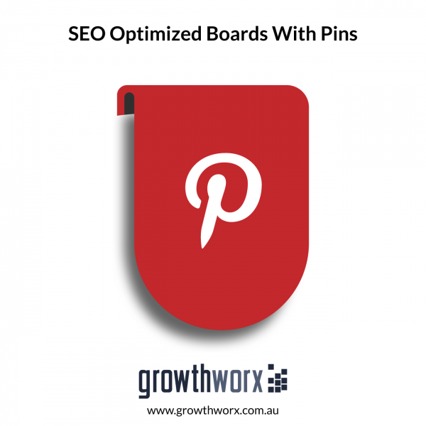 I will set up or update your pinterest profile with SEO optimized boards with pins 1