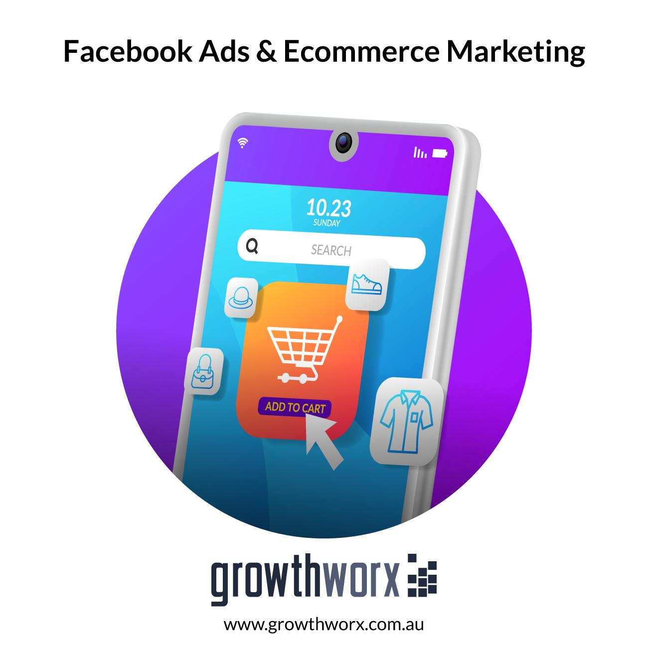 I will setup and manage your facebook ads, ecommerce marketing 1