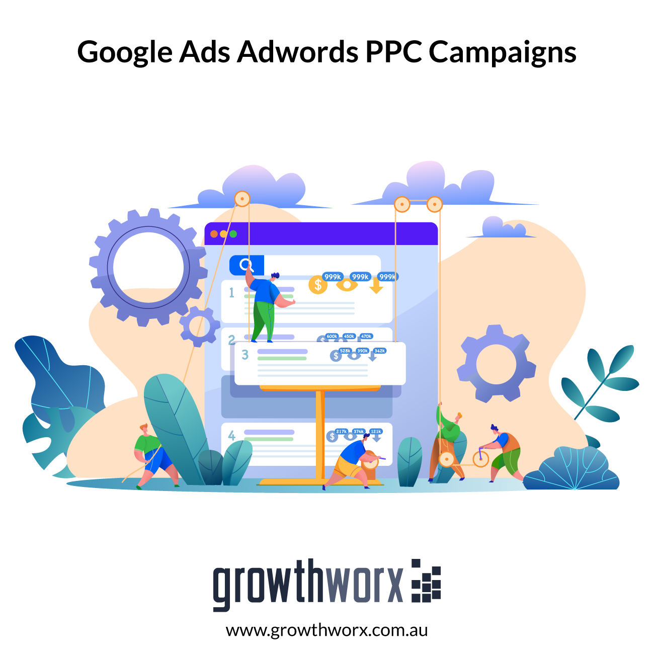 I will setup and manage your google ads adwords PPC campaigns 1