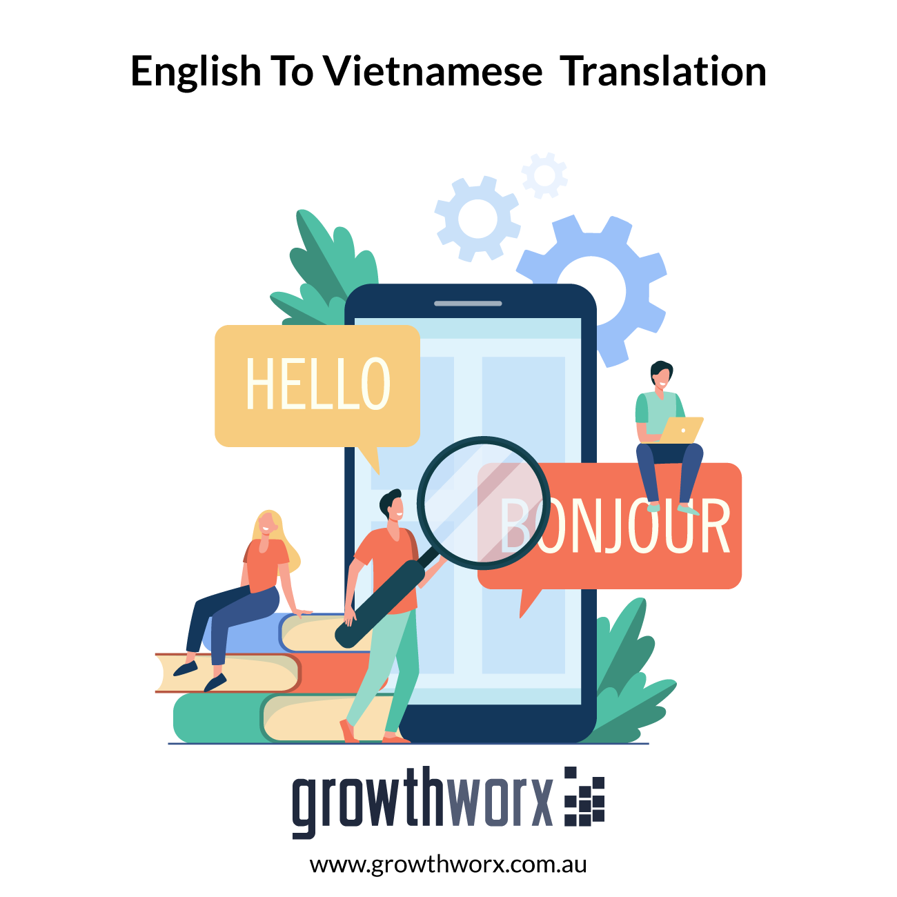 I will translate 500 words from english into vietnamese 1