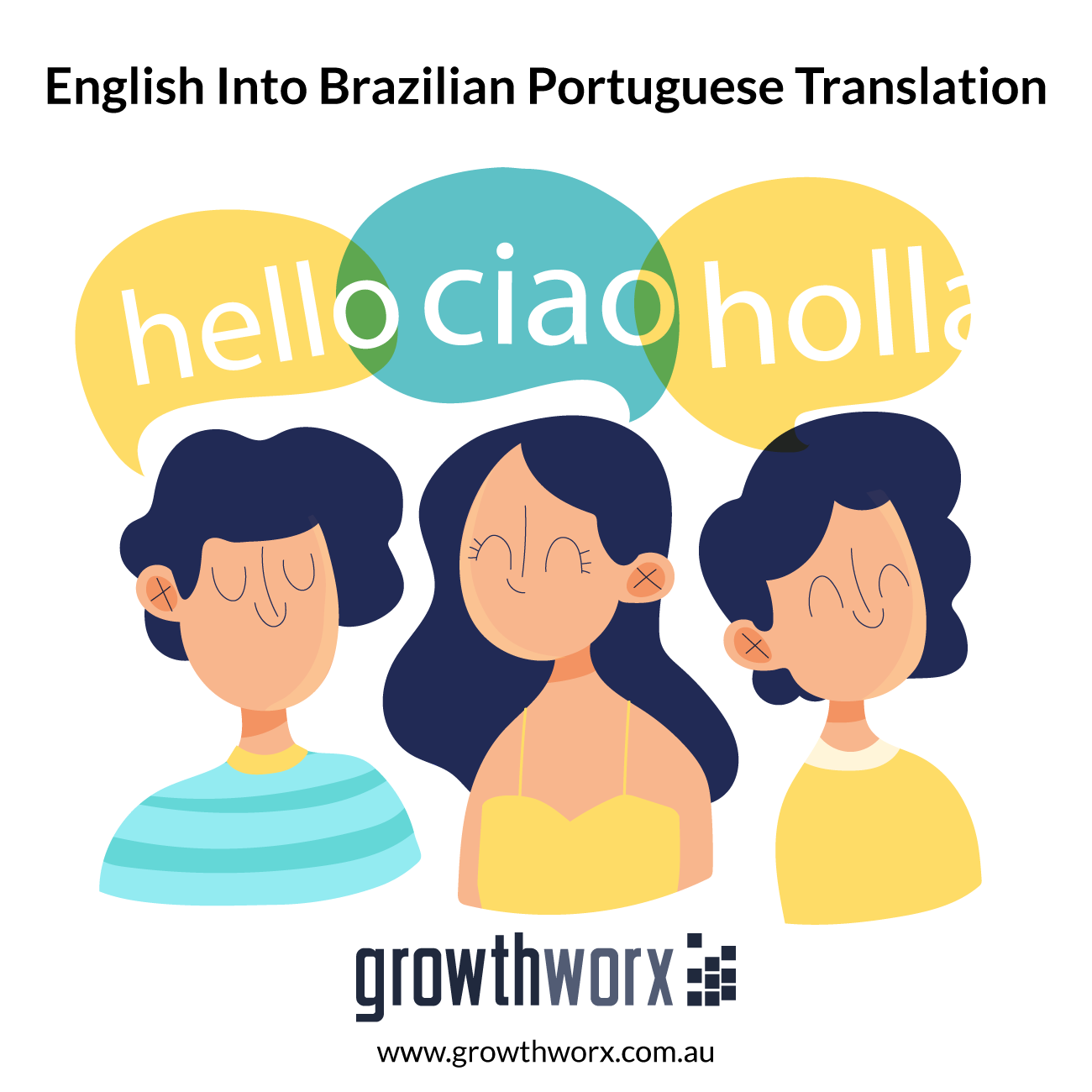 I will translate english into brazilian portuguese quickly 1