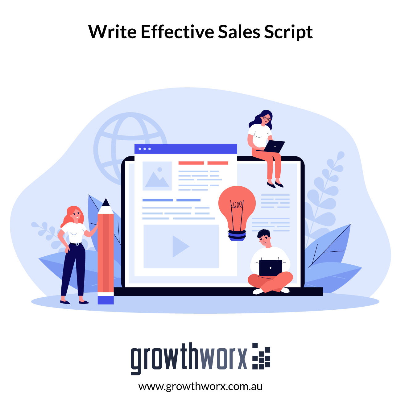 I will write an effective sales script for your business 1