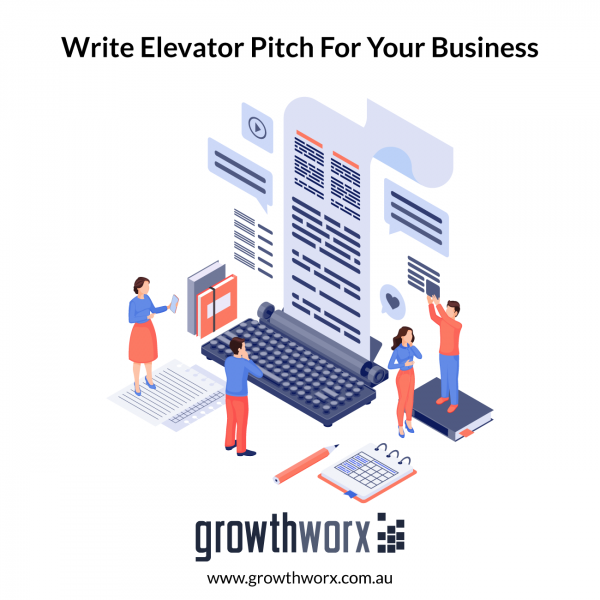 I will write an elevator pitch for your business or nonprofit 1