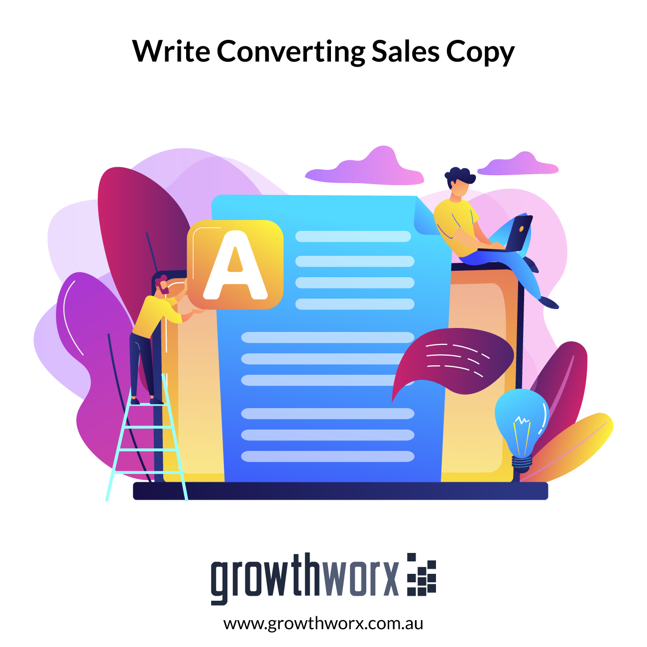 I will write converting sales copy for your digital advertising 1
