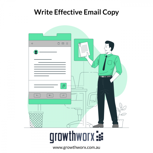 I will write effective email copy that gets conversions 1