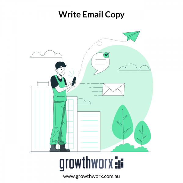 I will write email copy in 24 hours 1