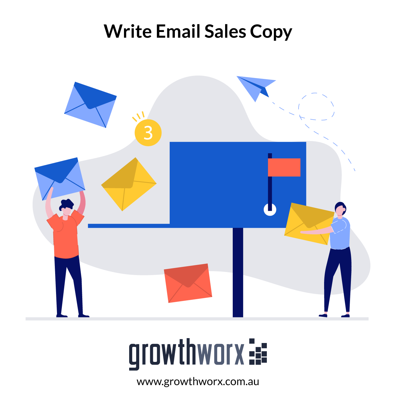 I will write email sales copy that converts 1