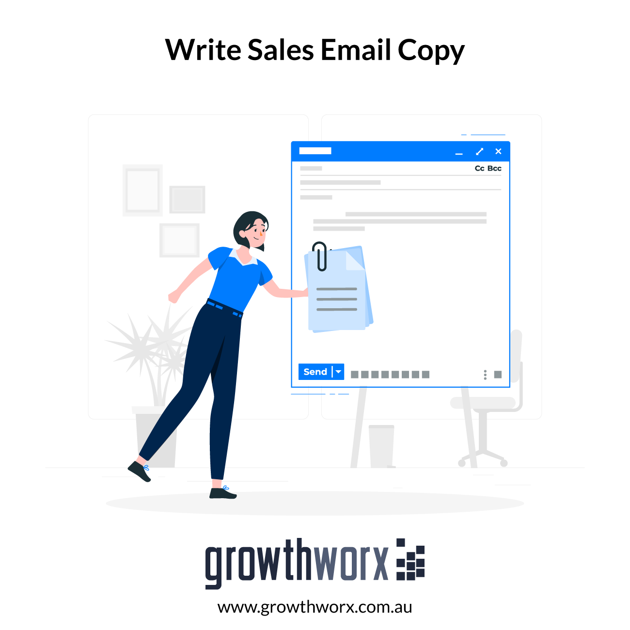 I will write sales email copy that converts instantly 1