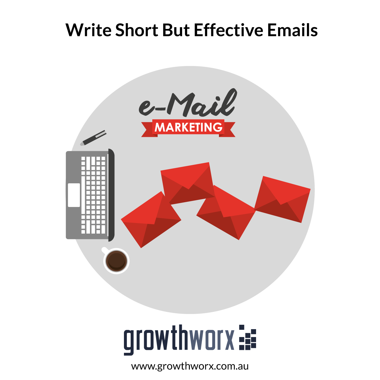 I will write short but effective emails for your email marketing campaign 1