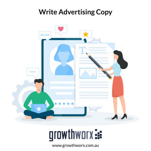 I will write some fresh advertising copy 1