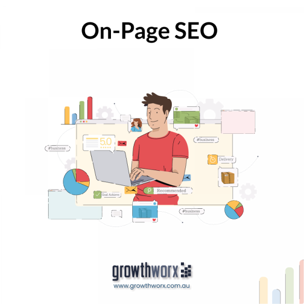 Growthworx SEO company will improve and optimize website on-page SEO for 14 pages with better techniques 1
