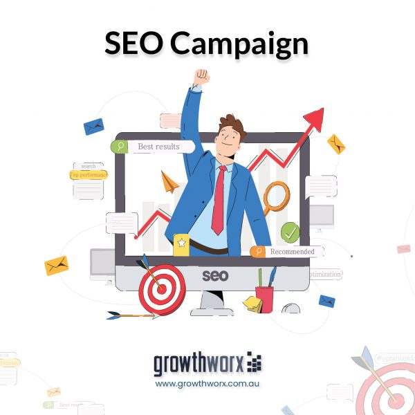 We will create a diverse national SEO campaign for your website with 4 magical technique 1