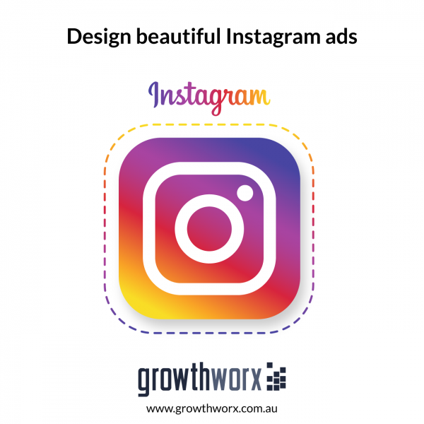 Design beautiful Instagram ads 1