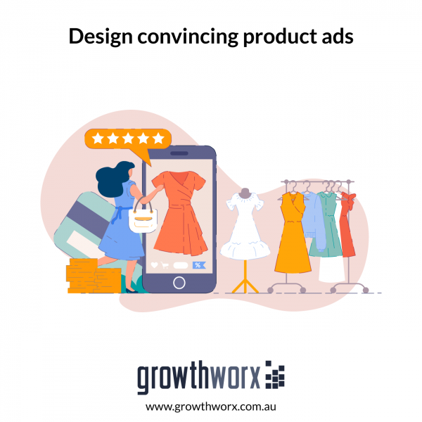 Design convincing product ads 1