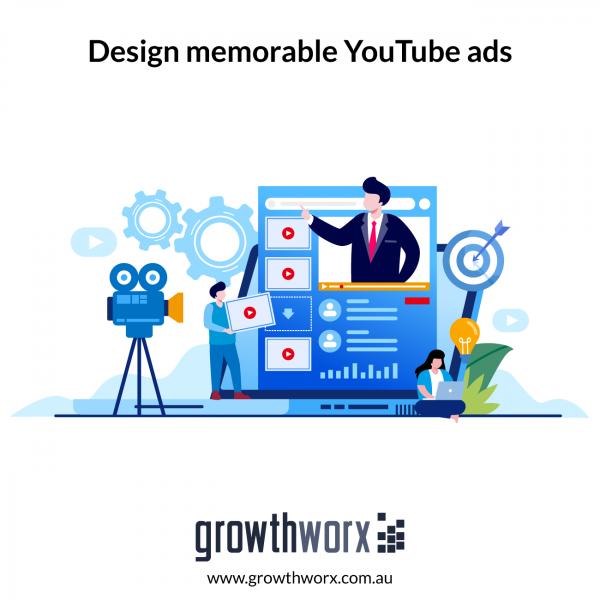 Design memorable YouTube ads 1
