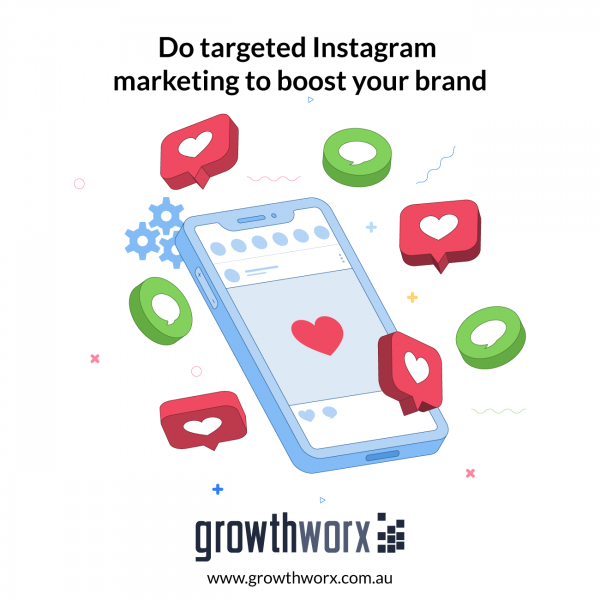 Do targeted Instagram marketing to boost your brand 1