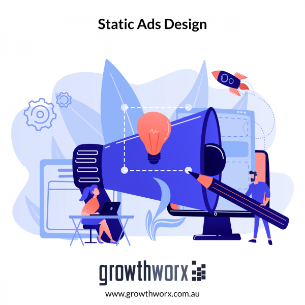 I will design 10 static ads for your adwords or adroll campaign 1
