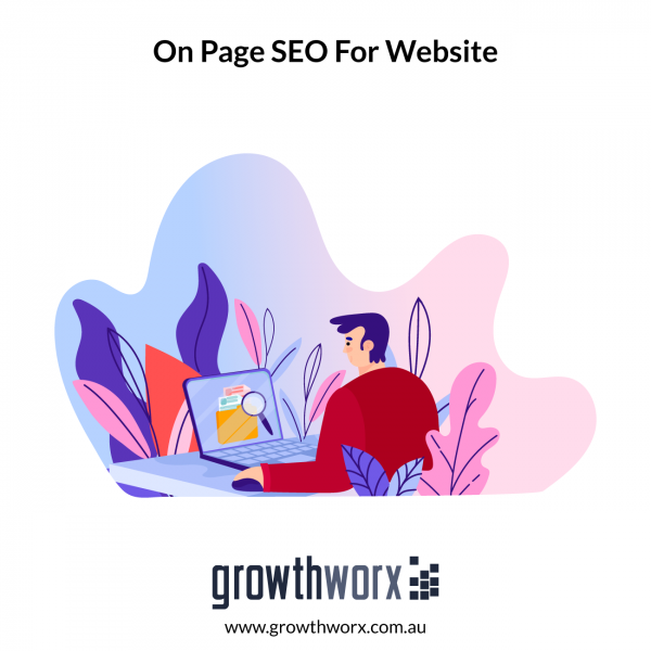 I will do on page SEO for your website 1