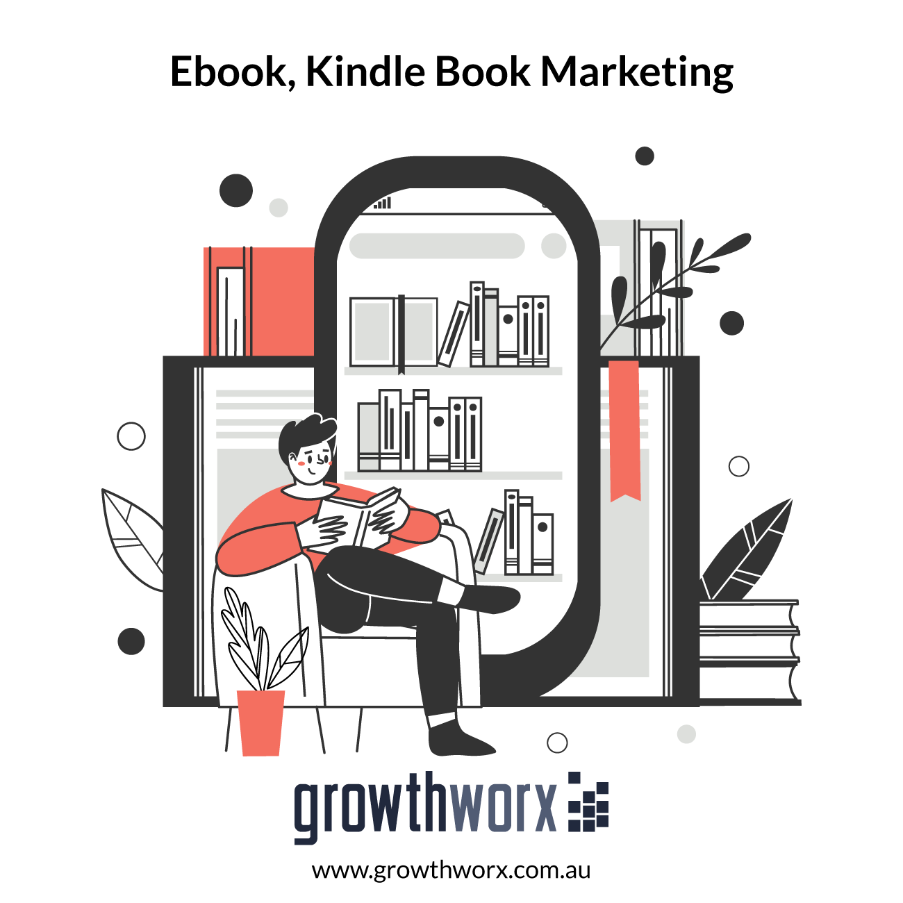 I will do viral ebook, kindle promotion and book marketing 1