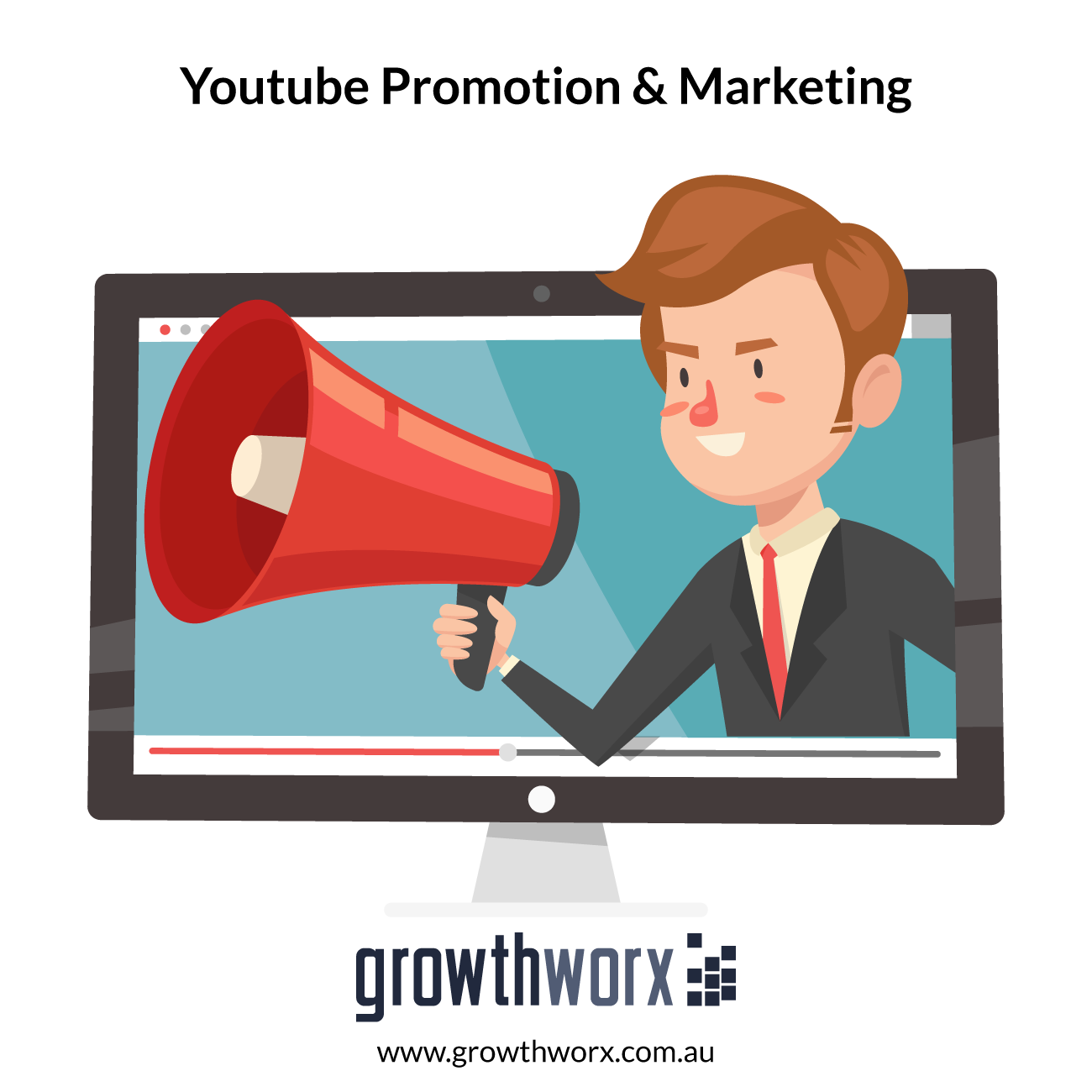 I will do viral organic youtube video promotion and marketing 1