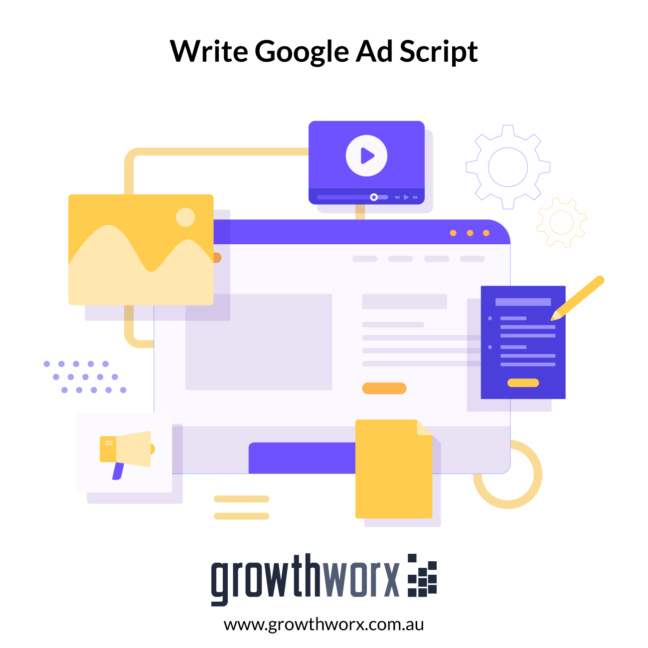 I will write a google ad script to automate the tasks in your adwords account 1