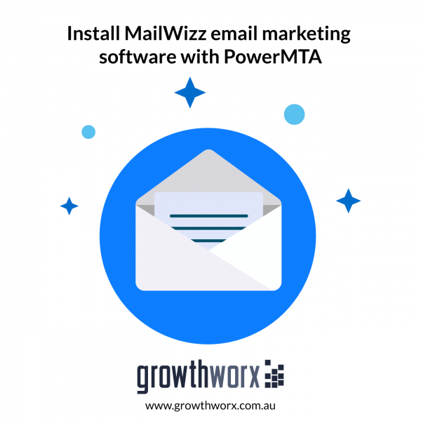 Install MailWizz email marketing software with PowerMTA 1