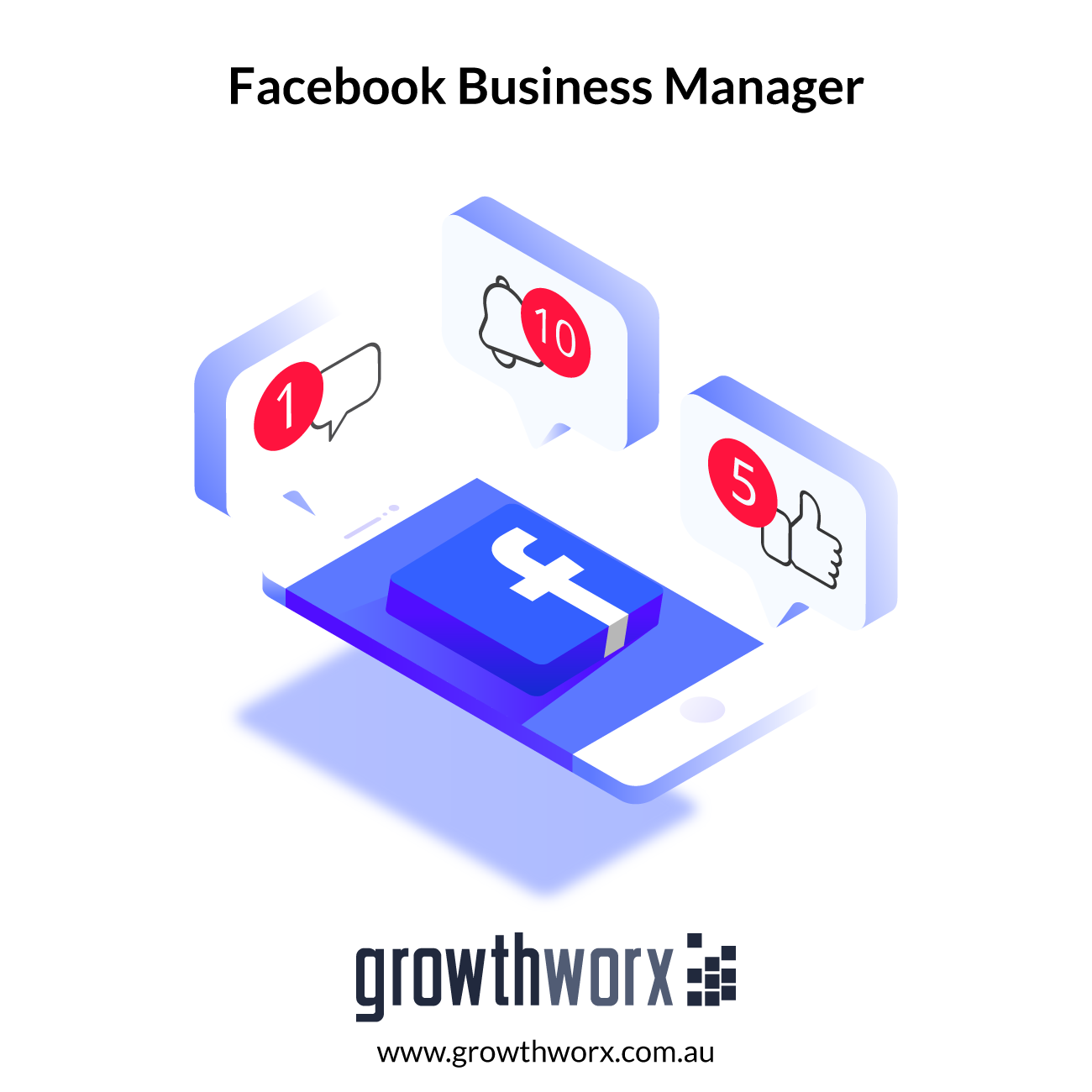 We will create facebook business manager account or ads account 1
