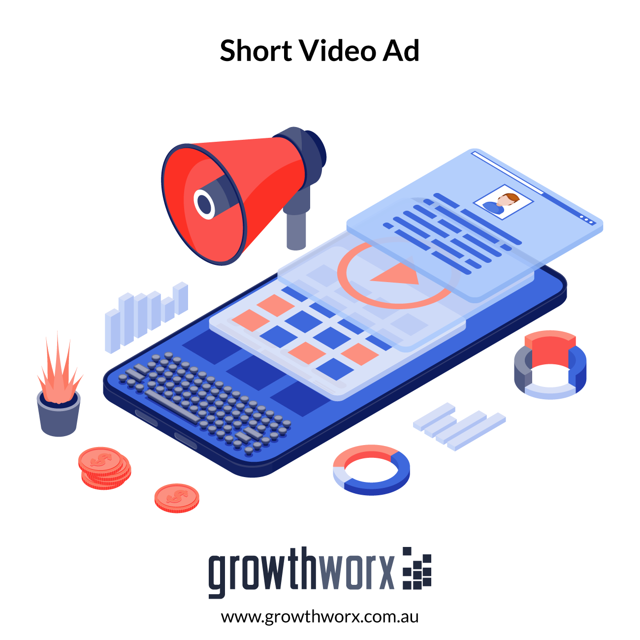 We will create short video ad for instagram story, facebook snapchat 1