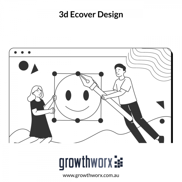 We will design beautiful 3d ecover design bundle of ebook, cd, dvd, workbook, box 1