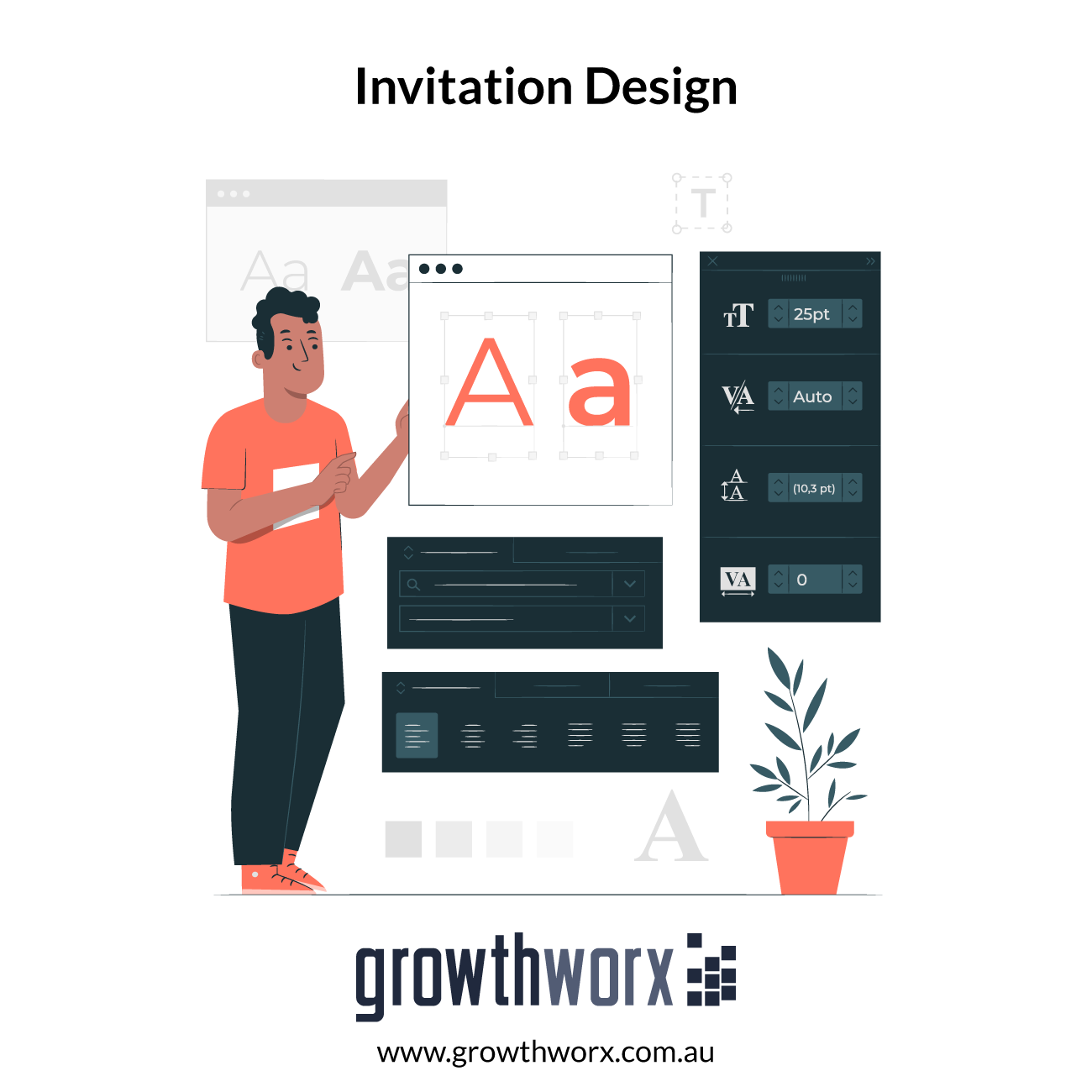 We will design invitations for your party or event 1