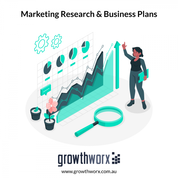 We will do market research, marketing and business plans 1