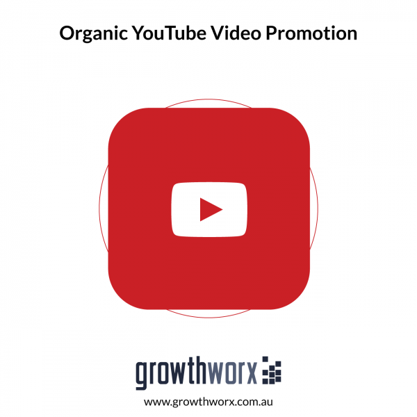 We will do organic youtube video promotion 1