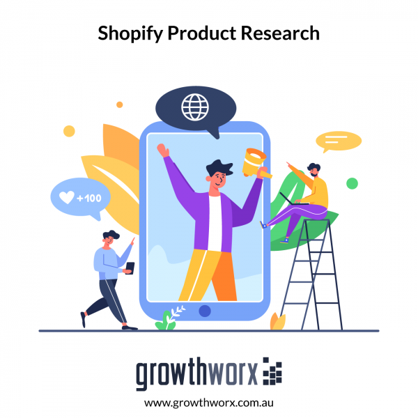 We will do shopify product research for dropshipping 1