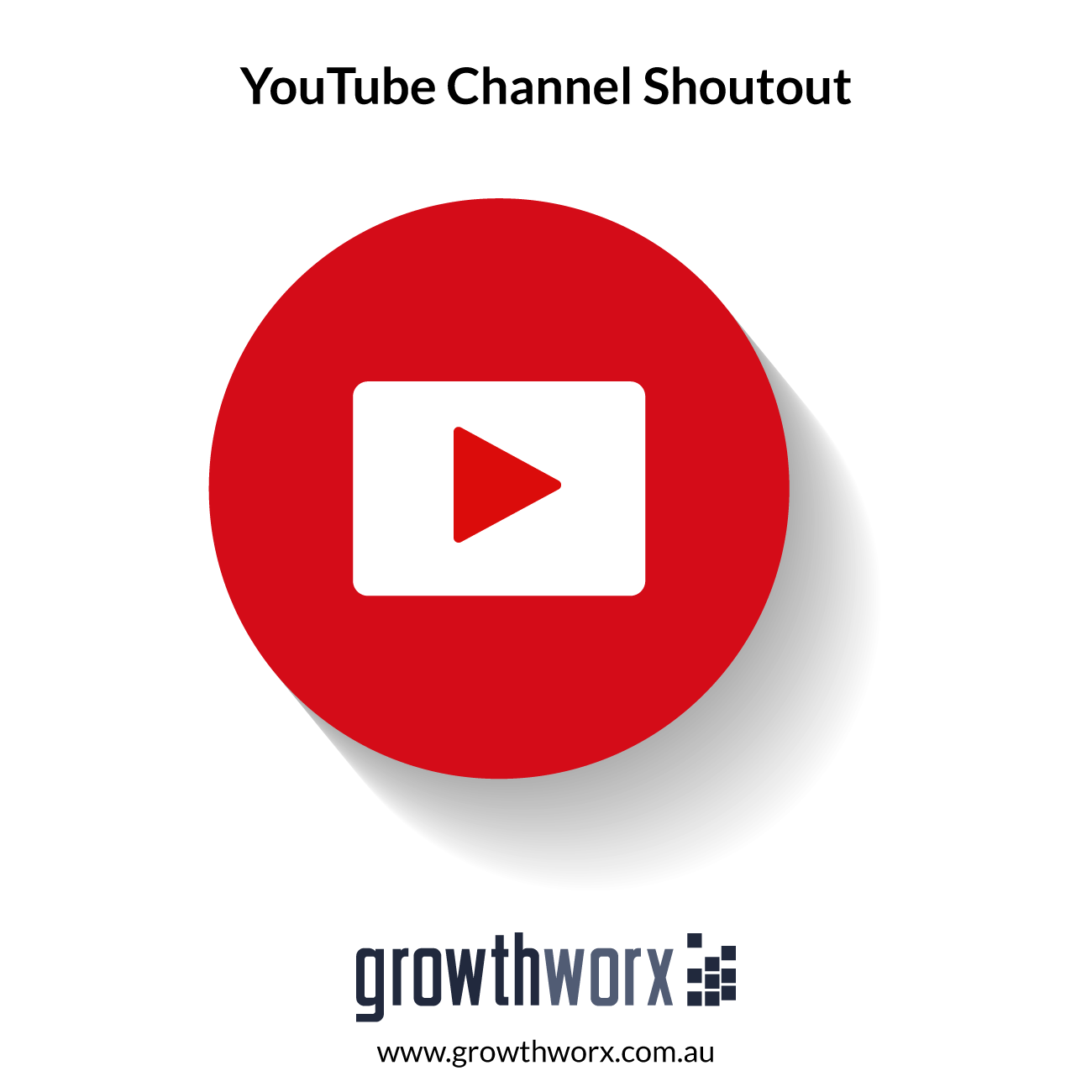 We will do youtube channel shout out to over 500k audience to get subscriber 1