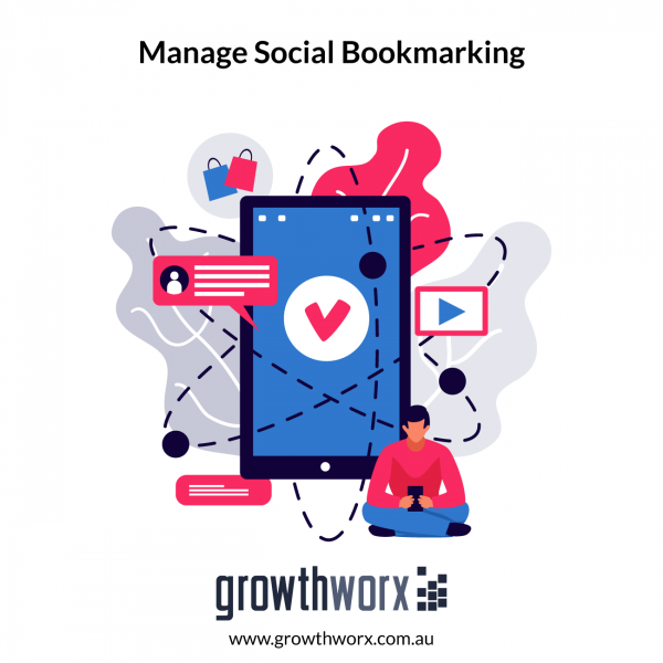 We will manage 30 social bookmarking backlinks 1