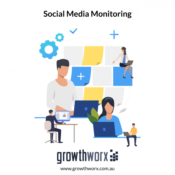We will monitor anything like website,social media,products etc 1