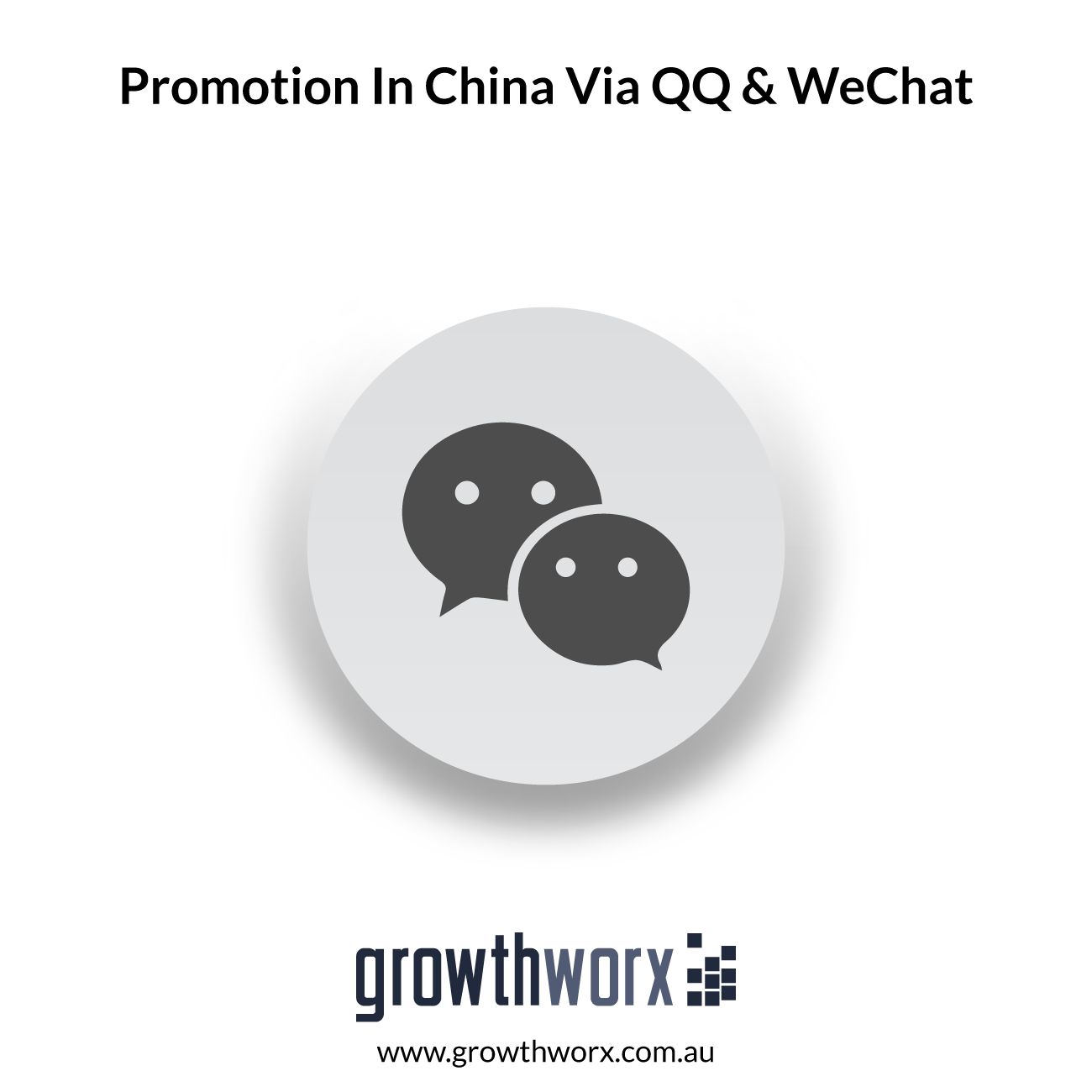 We will promote your business in china via qq and wechat to 98k 1