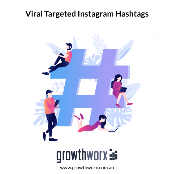 We will provide viral targeted instagram hashtags to boost growth 1