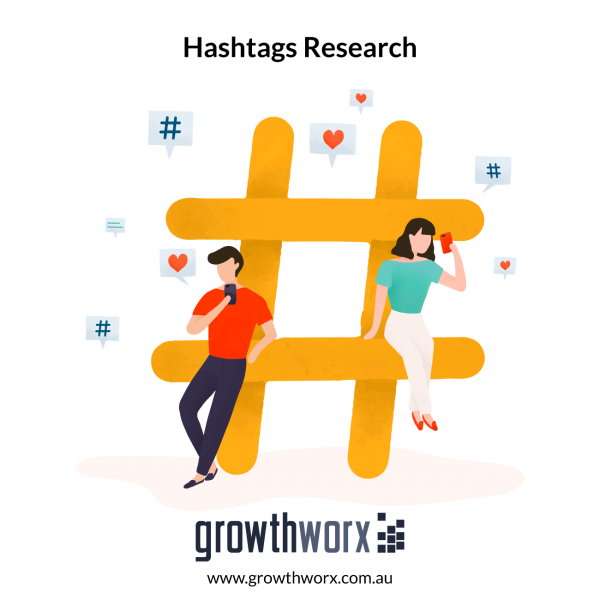We will research the top 100 hashtags to grow your instagram 1