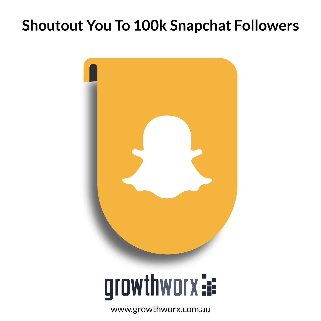 We will shoutout you to 100k snapchat real targeted followers 1