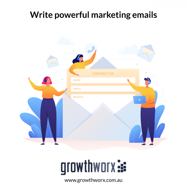 Write powerful marketing emails 1