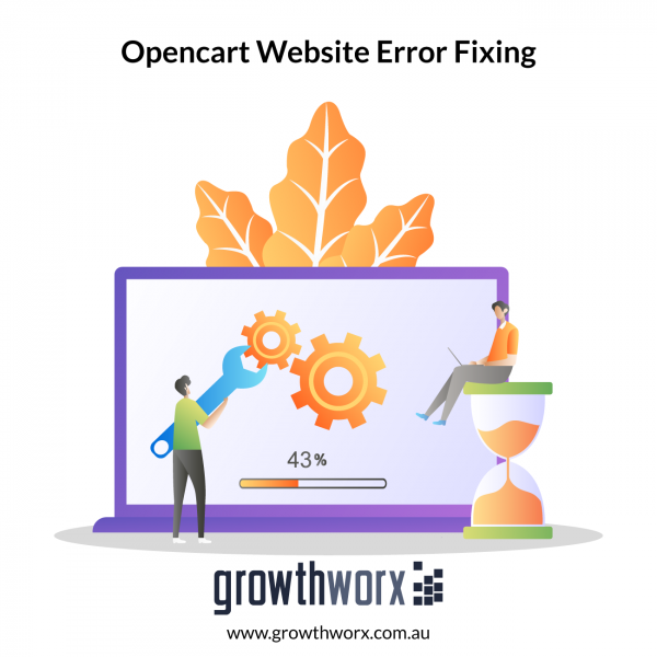 Fix an error or issue in your Opencart website 1