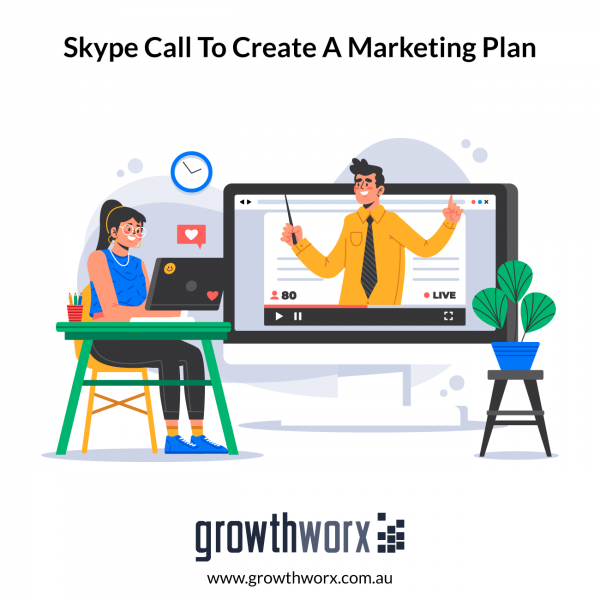 30 minutes coaching on a Skype call to create a marketing plan for your business 1