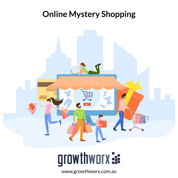 Conduct a mystery shop of your business or competitor by phone or email 1