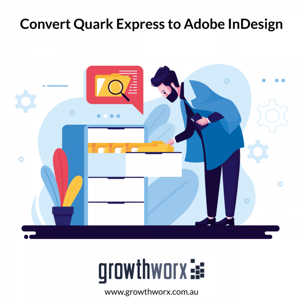 Convert your Quark Express 3.0 - 14 file into an Adobe InDesign file 1