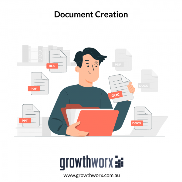 Create 20 pages document for your proposal or company profile. 1