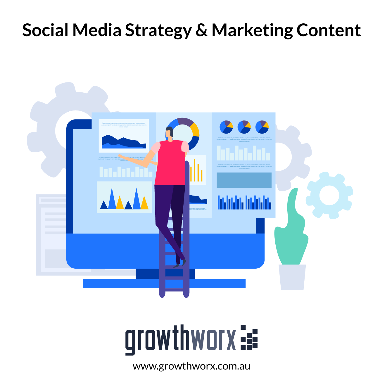 Create a lifestyle social media strategy and marketing content plan for a social media influencer 1