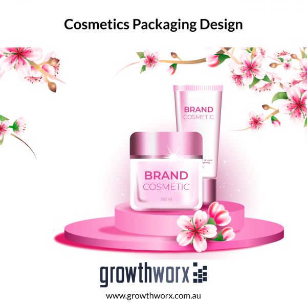Create amazing cosmetics standard packaging design 1